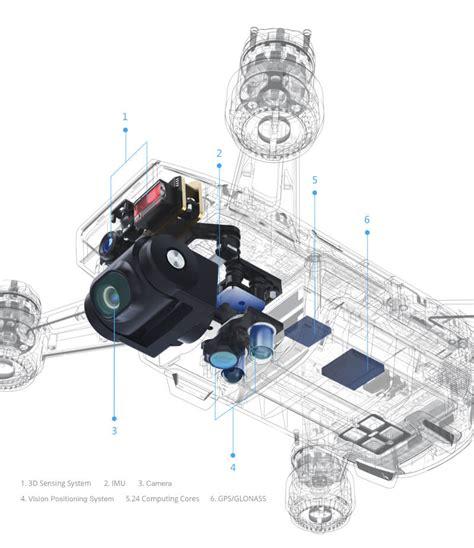 dji spark mini selfie drone  remote controller rtf white
