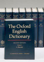 the oxford english dictionary hardback john simpson edmund weiner oxford university press
