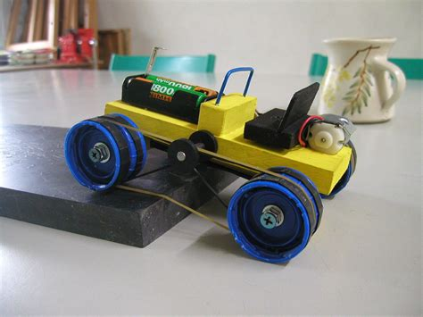 car toys wheels diy 4 wheel drive toy electric car graeme shirley s