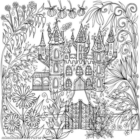 high quality coloring pages for adults hd wallpapers coloring pages for adults landscapes