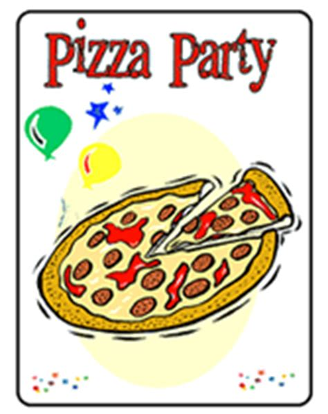 free pizza party printable invitations
