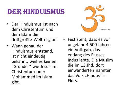 wann ist nach dem 4 monat der hinduismus der hinduismus ist nach dem christentum und