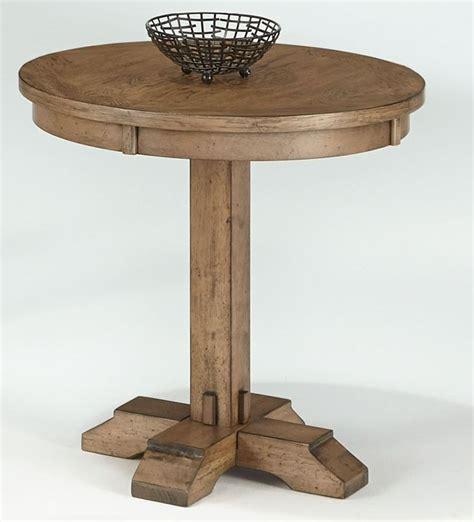 furniture old and vintage inch round wood pedestal dining boulder creek antique pecan round pedestal table p549 03