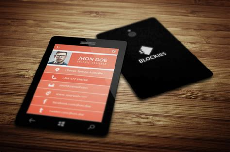 5 Business Cards