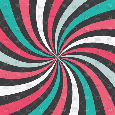 swirl background pattern free download swirling radial pattern background royalty free vector