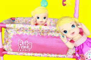 baby alive doll new pack n play crib babies doll