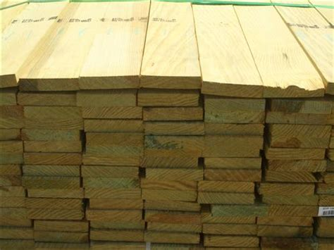 yellow pine outdoor wood  kdat