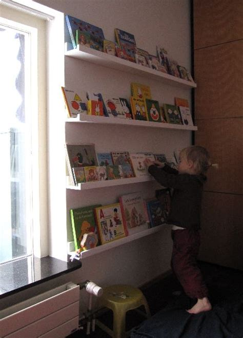 ribba book shelves diy book display ribba picture ledge book storage and