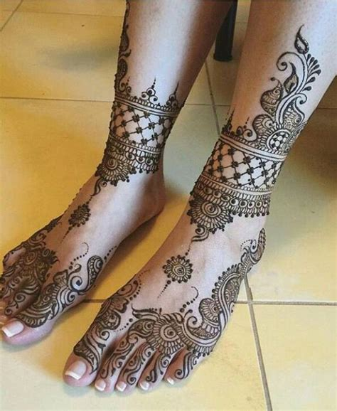 25 latest leg mehndi designs arabic to moroccan henna art