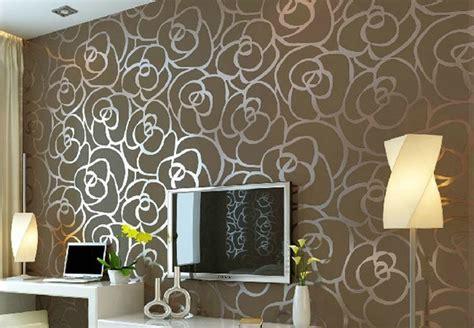 tips pemasangan wallpaper rumah minimalis modern