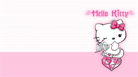 imagenes hello kitty hd hello kitty desktop wallpaper hd