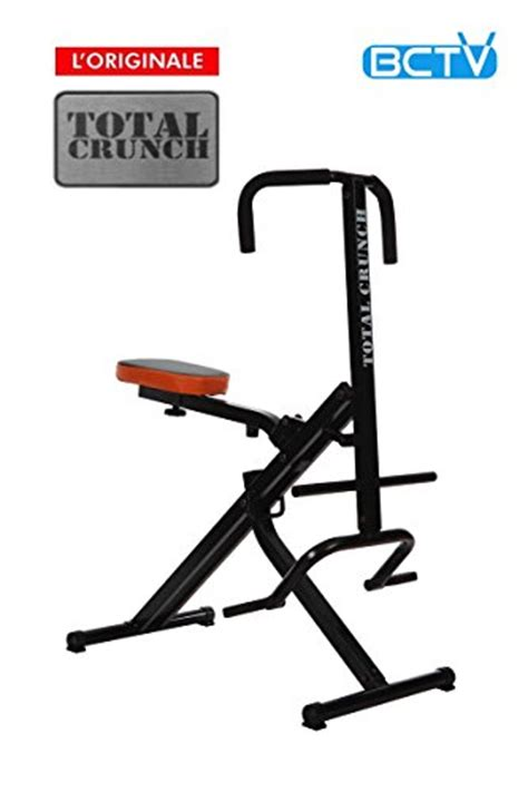 total crunch leg press squat back and ab exercise machine