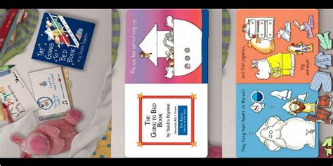 Going To Bed Book by Best Interactive Books For Android Android Authority
