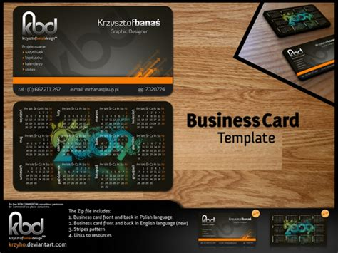 50 Free Photoshop Business Card Templates Photoshop Card Template