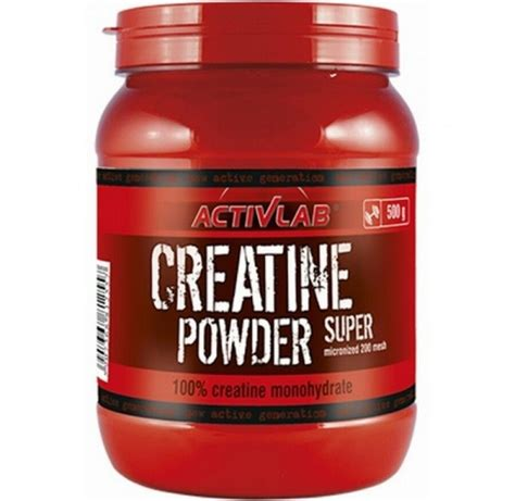 increase creatine genuine activlab creatine powder 500g creatine