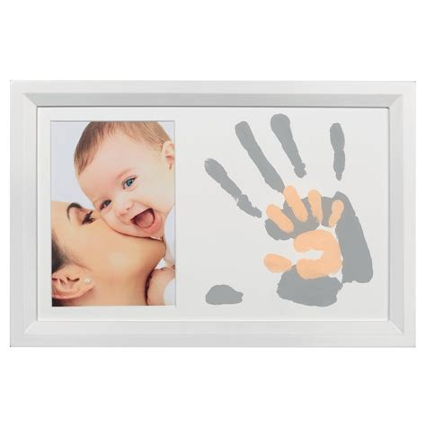 baby painting free kiddies24 buy baby duo paint print frame white in