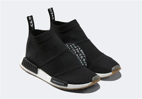 Adidas Nmd City Sock Sepatu Cowok united arrows sons adidas city sock release date