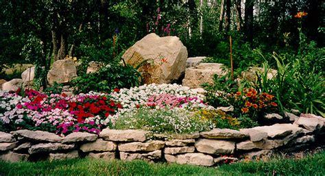 Rock Garden Landscaping Ideas Landscaping With Rocks Ta Bay Ponds Rocks