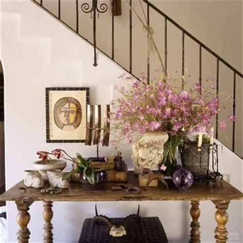 console table decor picture of decorating with console tables