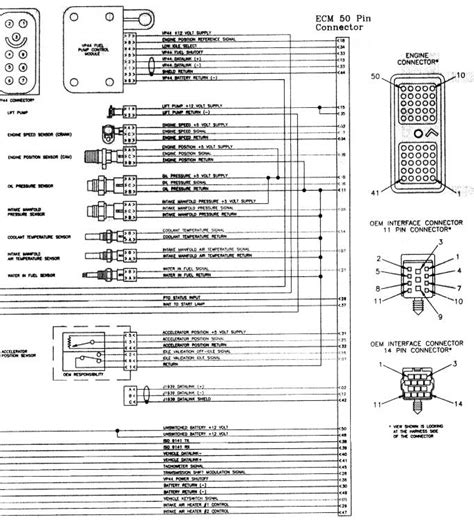 wiring diagrams for 1998 24v ecm dodge diesel diesel