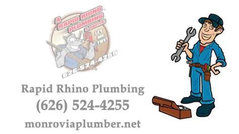 Rapid Plumbing Rapidrhinoplumbing