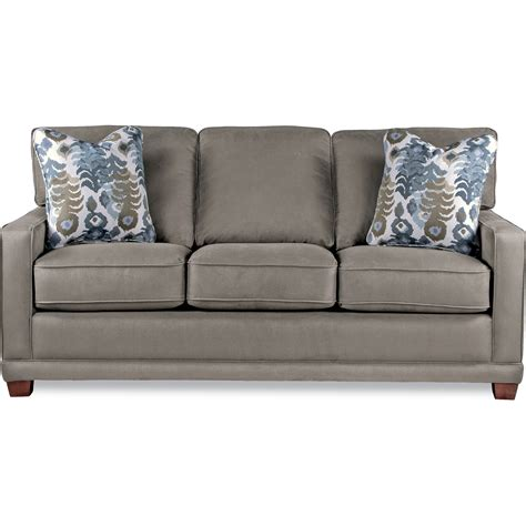 la z boy kennedy sleeper sofa la z boy kennedy transitional supreme comfort