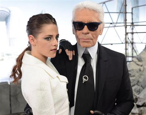 Karl Lagerfelds Own Brand Is Set To Expand by Kristen Stewart To Play Coco Chanel In A New By