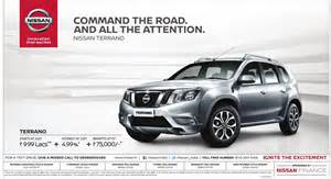 Nissan Slogan Nissan Terrano Car Advertisement Advert Gallery