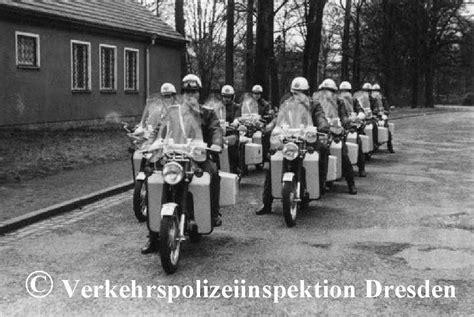 Motorrad Fahrschule Pirna by Polizei Sachsen Polizeidirektion Dresden Geschichte