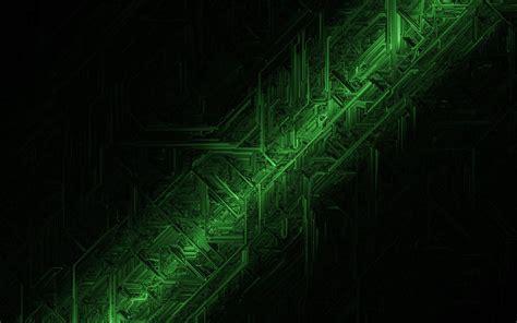 dark electronic wallpaper black and green abstract wallpaper wallpapersafari
