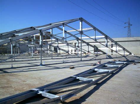 computo metrico capannone industriale soppalchi industriali strutture in ferro ed acciaio