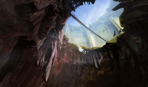 Sink Holr by Divinity S Sinkhole Video Games Artwork