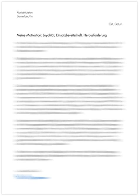 Motivationsschreiben Bewerbung Bundeswehr Motivationsschreiben Bundeswehr Soldat