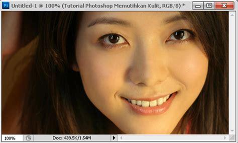 tutorial photoshop cs3 memutihkan kulit cara memutihkan kulit dengan photoshop poedtra kraton