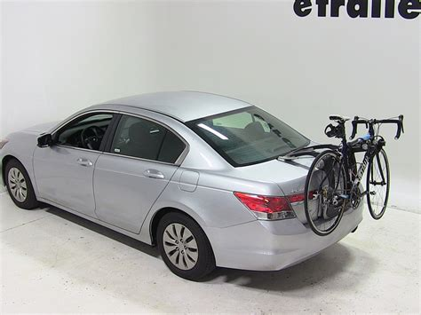 Bike Rack For Honda Accord trunk bike rack etrailer