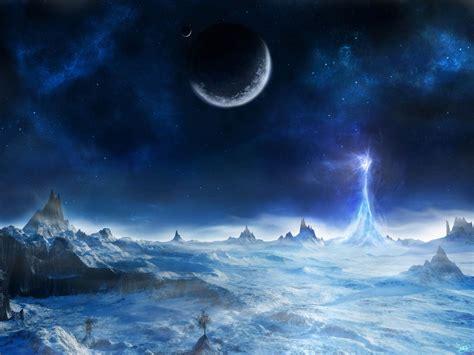 fantasy wallpaper wallpapers moon fantasy wallpapers