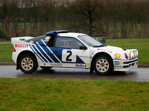 ford group ford rs200 group b rally car 1986