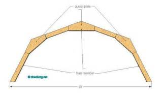 barn roof truss 187 1 hip roof barn truss design shed plan designer free