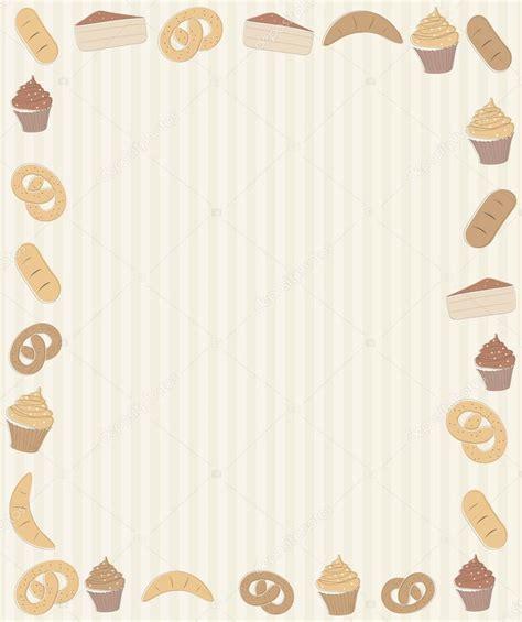 Pastel Kitchen Accessories - baking background stock vector 169 katerinarspb 13323147