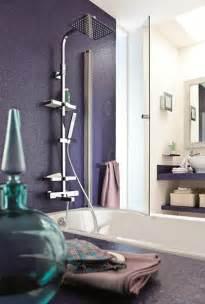 installer une colonne de dans une baignoire