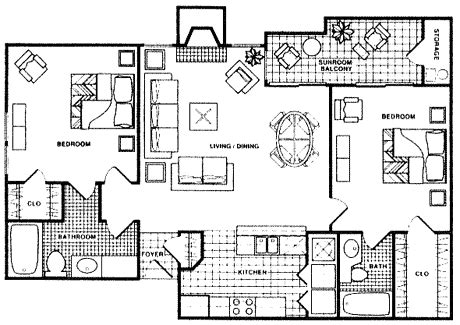 1300 square foot ranch home plan get house design ideas