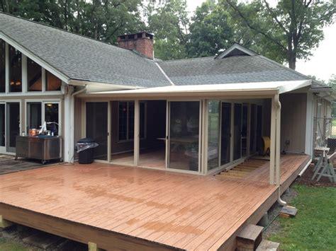 patio room patio enclosures sunroom rustic patio newark