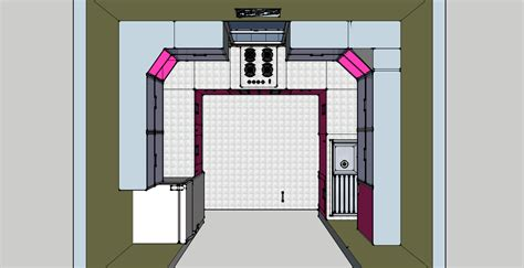 Kitchen Layout 8 X 8 | kitchen design 8 x 10 home design