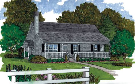 Ranch House Plan Chp 26824 At Coolhouseplans Com Cool House Plans Ranch