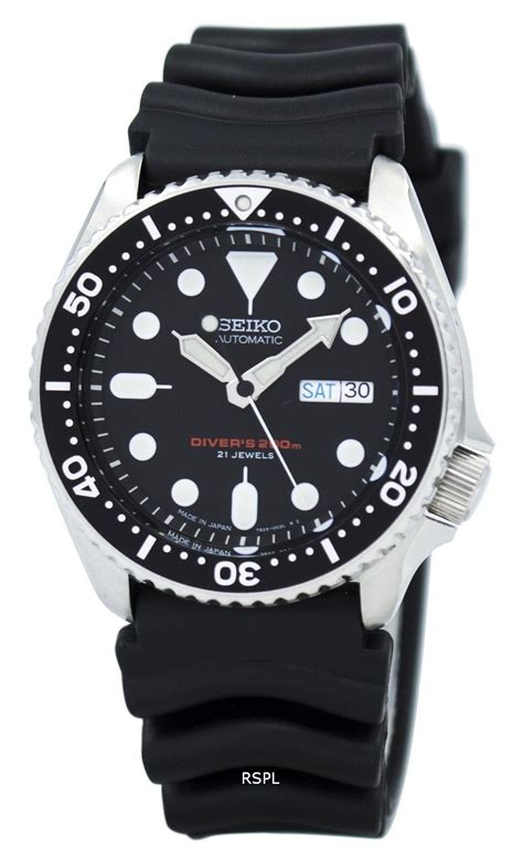Seiko 5 Original Japan Mulussss seiko automatic divers 200m skx007j1 citywatches co uk