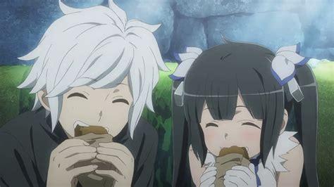 anime danmachi dungeon de deai wo motomeru no wa machigatteru darou ka