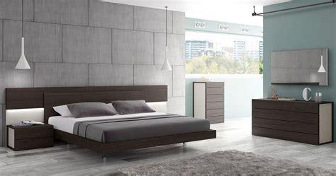 graceful wood modern contemporary bedroom designs feat light kansas missouri jm furniture maia