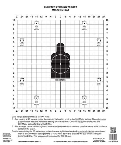 free printable military targets printable targets