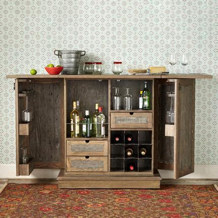 bar console chesterton bar console robert redford s sundance catalog