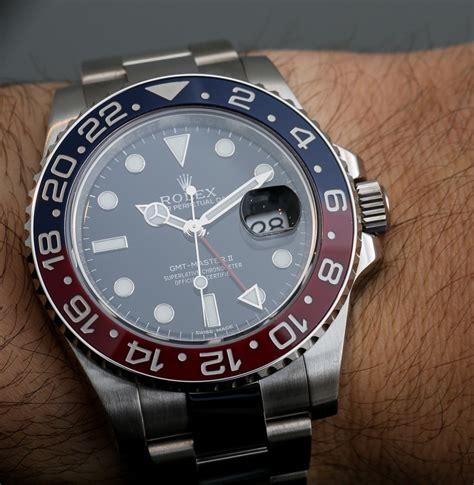 Tudor Style by Rolex Gmt Master Ii 116719 Blro Watch Pepsi Ceramic Red